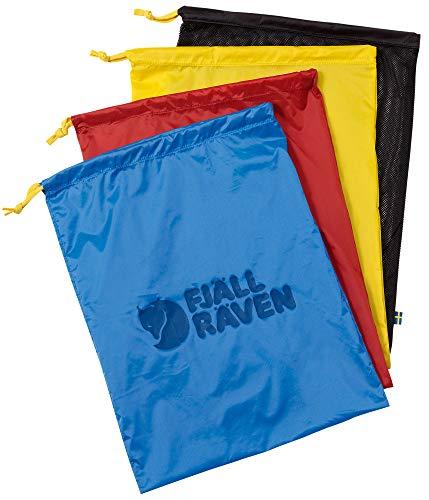 Fjällräven Packbags Opbergtas Set Unisex Packzakken, Meerkleurig (Vivid), One Size