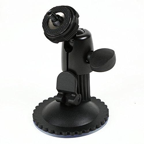 Eco Ride World カメラ スタンド 車載 ボールヘッド 吸盤式 CS_016