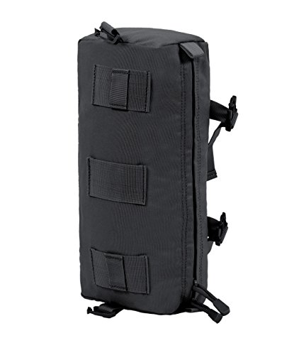 Seibertron Attach Bag (Detachable Bag) Used for Falcon Bag or Roving Backpack Black