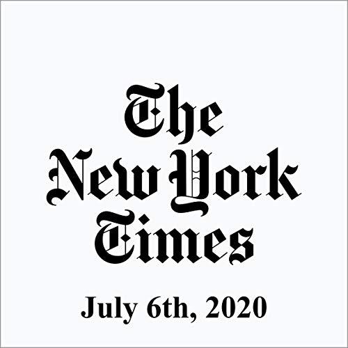 『July 6, 2020』のカバーアート