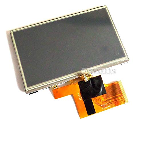 DYYSELLS # 195.0Chu + Xian-4VW UP Navigon 70/71Premium LCD-Bildschirm und Touchscreen Digitizer
