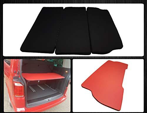 VW T5 & T6 Multivan Multiflexboard incl. materasso estensibile FBRed