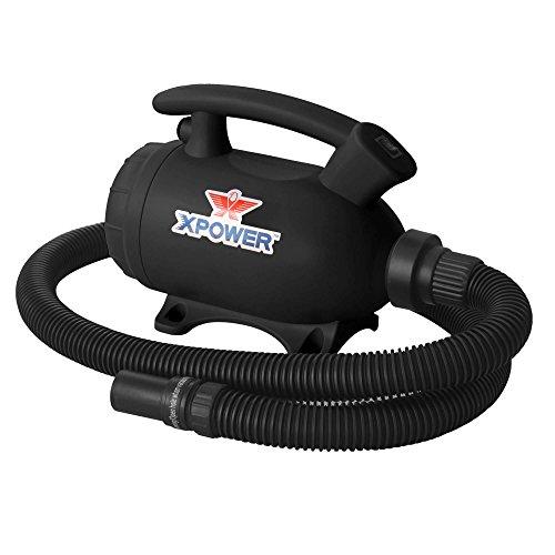 IT Dusters Xpower A-5 1000 Watt, elektrischer Luftstaubwedel und Staubsauger