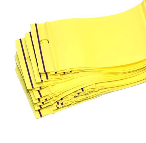 Rolli Ziplock Beutel Farbig Zip Beutel Druckverschlussbeutel Set Zip Druckverschluss Beutel Druckverschlussbeutel Gelb 40x60 300stk