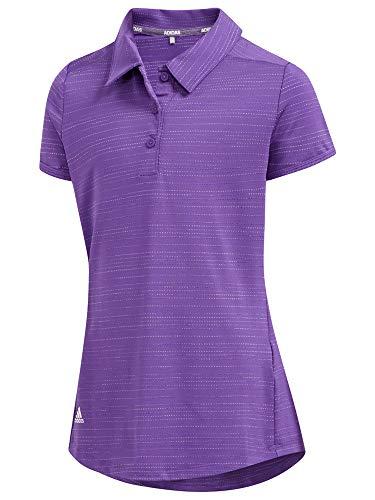 adidas G NVLTYBSL P Polo, Morado (Morado Dp5895), One Size (Tamaño del Fabricante:1314) para Niñas