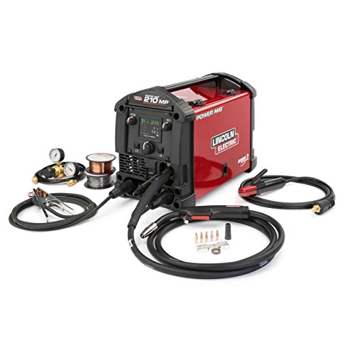 Lincoln Electric MIG 210 Multi-Process Welder