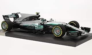 Mercedes AMG F1 W08 EQ Power+, No.77, AMG Petronas F1, Formula 1, GP China, 2017, Model Car,, Minichamps 1:18