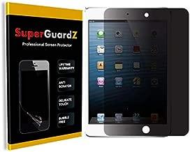 for iPad Mini 5 (2019) / Mini 4 Screen Protector [Privacy, Anti-Spy] SuperGuardZ, Anti-Scratch, Anti-Bubble