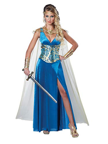 Costume reine guerriere taille s