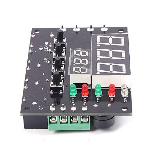 YEZIB Módulo de Sensor electrónico Módulo de Control de la Temperatura Constante del Controlador bit Tec Semiconductor más frío del termostato automático Sensor