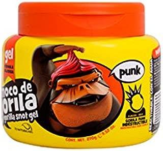 Moco de Gorila Estilo Punk Extreme Hold Gel 9.52 oz 270 g