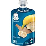 NEW TASTES: Continue your baby's love of fruits & veggies! Gerber 2nd Foods will expose them to a variety of tastes & ingredient combinations to help them accept new flavors. Non-GMO Project verified. SMART FLOW SPOUT: These baby food pouches feature...