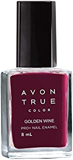 Avon True Color Nailwear Pro+ Nail Enamel (Golden Wine)