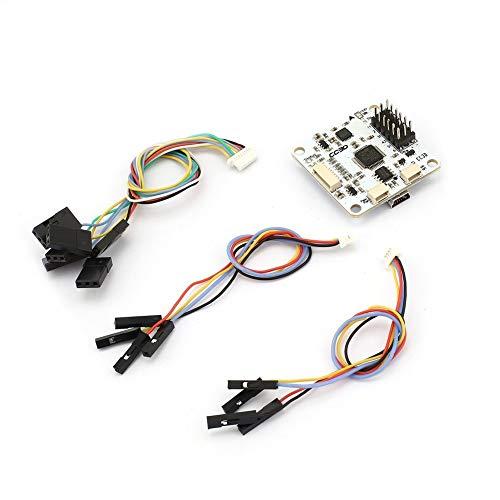 DOMIRE CC3D Openpilot Selbststabilisierend Flight Controller-32Bit Lernspielzeug Für Acromodelle Mini QAV250 Weiß