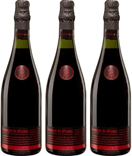 Bautista Martí - Sangue di Giuda - vino espumoso tinto (3 x 0.75l)