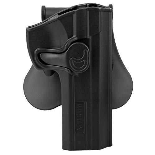 Amomax Paddle Holster für CZ 75 SP-01 schwarz