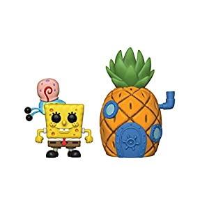 Pop! Vinilo: Spongebob Squarepants S3: Spongebob w/ Pineapple