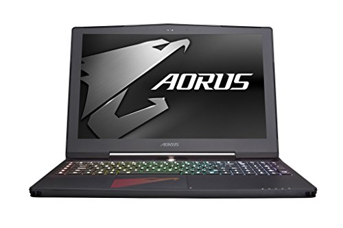 Aorus X5 v7-KL3K3D 15.6' Notebook IPS WQHD+ 7th Gen Intel...