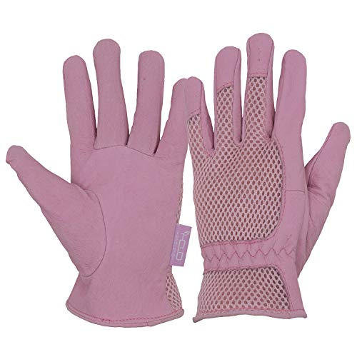 Builders FZTEY 24 Pairs Thin Gardening Gauntlets Mechanic For Men and Women Lady Gift Rigger Washable Gripper PU Coated Black Nylon Safety Work Protective Gloves L
