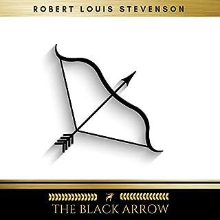 The Black Arrow audiobook cover art