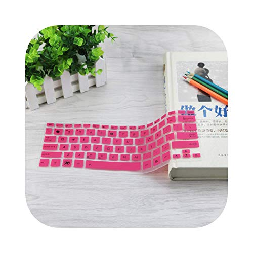 Funda de teclado para portátil Asus Vivobook E203M E203 E203NA EeeBook X200CA X200MA X200M E203MA E200HA S200E 11''-Rosa-
