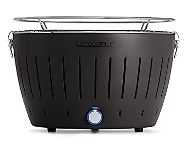 Foto di LotusGrill G-AN-34 - Barbecue a carbone senza fumo, Nero