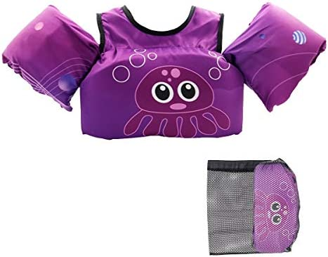 Elejolie Kid Swim Vest for Child Learn Swiming Training Infant Safety Swim Aid for Toddler Boy product image