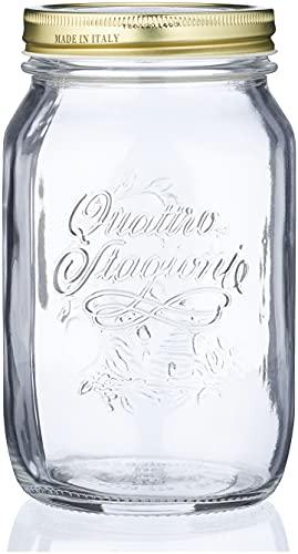 Bormioli Rocco -  Einmachglas 1 Liter