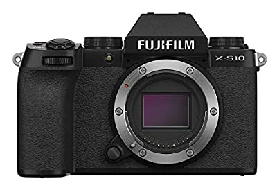 Fujifilm X-S10 Mirrorless Camera from FUJIFILM