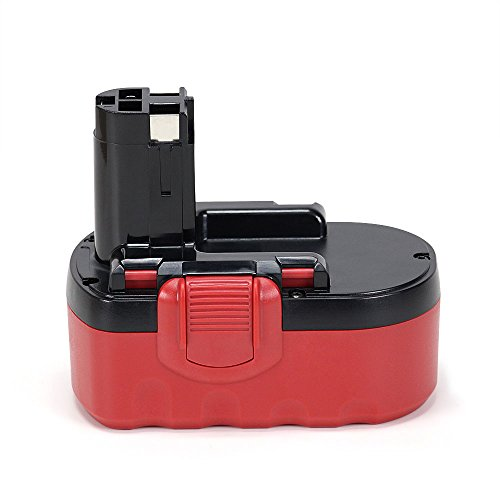PowerGiant 18V NiCd 2.0Ah Replacement Battery for Bosch BAT181 BAT180 BAT025 BAT026 BAT160 BAT189 33618 3860K 52318 3453
