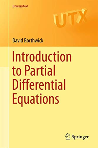 Introduction to Partial Differential Equations (Universitext)