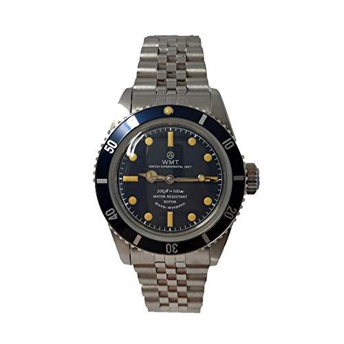 Walter Mitt Sea Diver Marine Acciaio Automatico 5 Maglie Blu Orologio Unisex