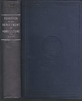 Hardcover Yearbook of the Department of Agriculture: 1911 Book