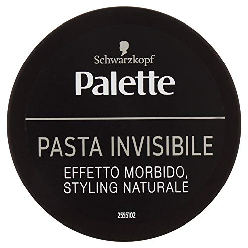 Testanera - Palette Pasta Modellante Invisible 100 ml