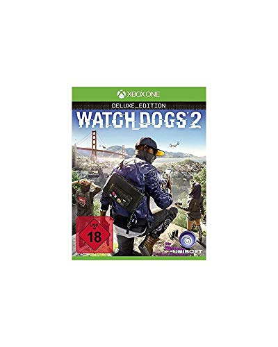 Watch Dogs 2 XB-One Deluxe Edition