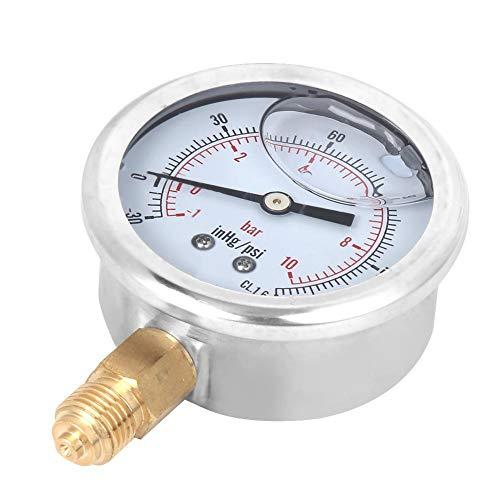 Hochempfindliches 1 / 4BSP-Vakuummeter-Radialmessgerät für die Ölförderung