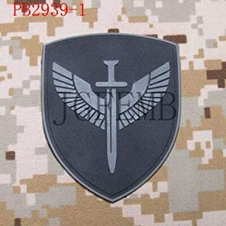 Patches Medal of Honor Warfighter Australia SASR Tactical Morale 3D PVC Patch - (Color: PB2939)