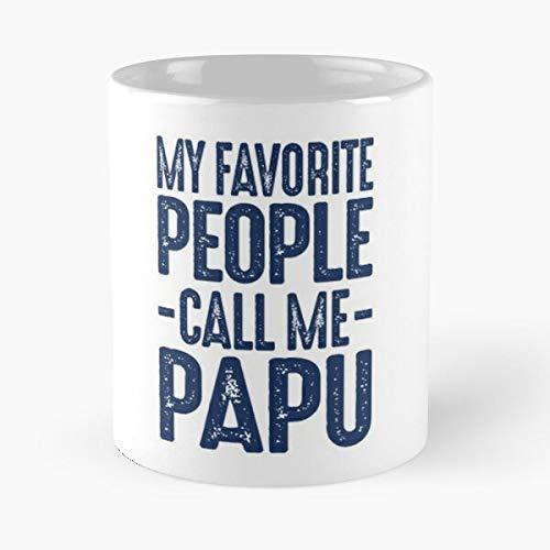 N\A Taza clásica Papu, 11 oz.
