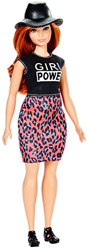 Barbie Fashionistas Doll Loving Leopard