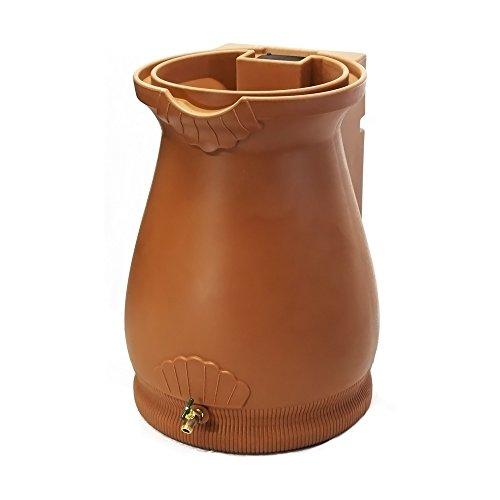 Good Ideas RWURN Rain Wizard Rain Barrel Urn 65-Gallon