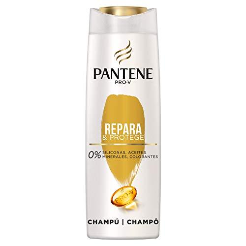 Pantene Pro-V Repara & Protege Champú, Combate Al Instante Los Signos Del Daño, 360 ml