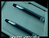 クロスMade in the USAクラシック®センチュリー® LustrousクロームCorporate Ladies 'ボールペンand 0.5MM Pencil Set