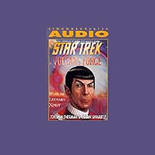 Star Trek: Vulcan's Forge (Adapted) cover art