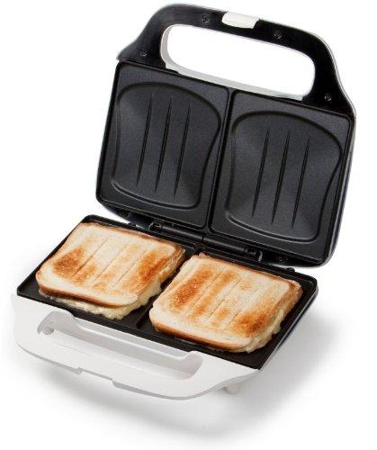 Domo DO9056C Sandwich Maker, 900 W, White