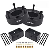 ADPOW Compatible with Leveling Kit 3' Front and 2' Rear Leveling Lift Kit Chevy GMC Silverado1500/Sierra 1500 2007-2019 Lift Kit