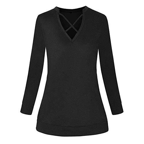 Fowoukior Women Tops Short Sleeve T-Shirt Off Shoulder Blouse Stripe Stitching Sweatshirt Plus Size Tops Casual Tops Black