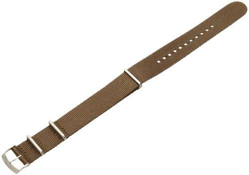 Morellato Lederarmband für Herrenuhr Band grün 20 mm A01U3972A74073CR20