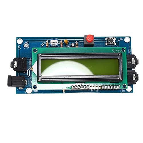 Tiamu CW Decoder Ham Radio Essential Morse Code Reader Morse Code Translator Ham Radio Accessory DC7-12V/500MA