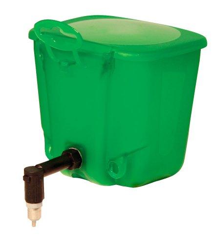 Kerbl 74206 Kaninchentränke 500 ml Kunststoff, grün