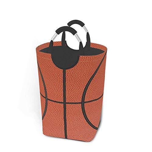 N\A Canasta de lavandería con diseño de Baloncesto con Asas Organizador Grande Plegable Cesto de lavandería para habitación de niños Ropa Sucia Juguetes